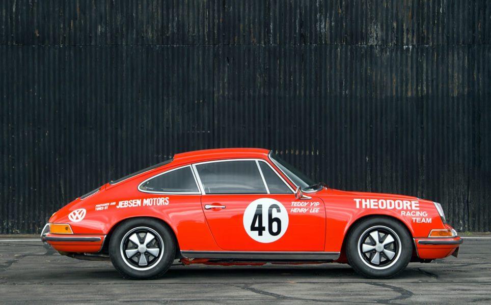 The Teddy Yip Porsche 911S 2.2