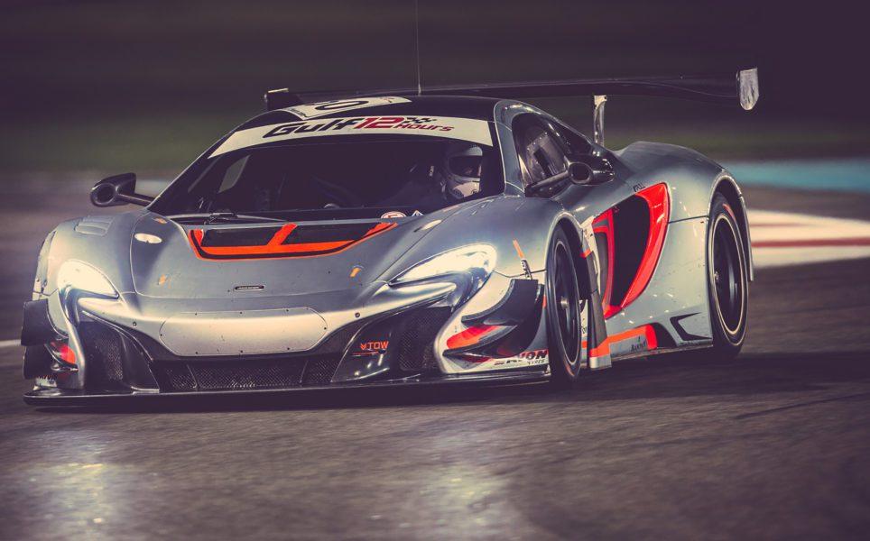 McLaren 650S GT3-01