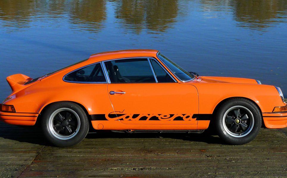 1973 Porsche 911RS Lightweight